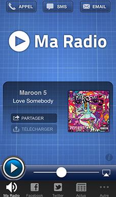 Création en ligne de votre app radio