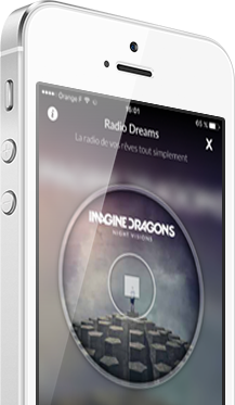 Download RadioKing app